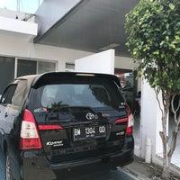 Photo taken at PT. Agung Toyota by suhandi c. on 10/20/2017