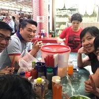 Photo taken at Bakmi Ayam Bangka Keriting by suhandi c. on 12/26/2017