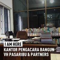 Photo taken at Kantor Pengacara Bangun VH Pasaribu & Partners by suhandi c. on 3/8/2013