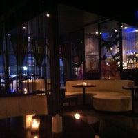 Photo taken at HaChi Restaurant & Lounge by Richard B. on 1/9/2013