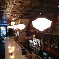 Photo taken at Brabant Belgian Brasserie by Richard B. on 7/14/2013