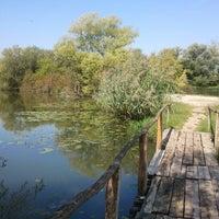 Photo taken at Jezero Savica by Davor Z. on 9/15/2012