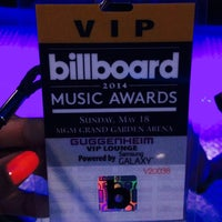 Photo taken at Billboard Music Awards by Hillary G. on 5/18/2014