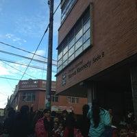 Photo taken at Colegio Nuevo Kennedy Sede B by Diana A. on 8/15/2013