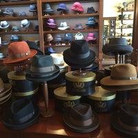 Photo taken at Goorin Bros. Hat Shop Magazine St. by Bregeen C. on 11/21/2014