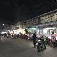 Photo taken at Sattahip Market by Pawit S. on 8/11/2017