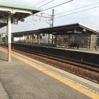 Photo taken at Otogawa Station (NH12) by Tommy M. on 10/22/2015