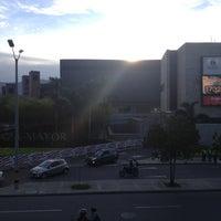 Photo taken at Metroplús - Estación Plaza Mayor by Diego Z. on 8/16/2013