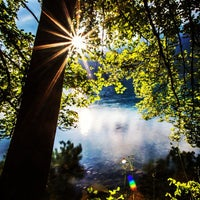 Photo taken at Radnor Lake State Park by Amyk at S. on 8/14/2013