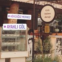 Photo taken at Ayaklı Göl Cafe & Restaurant by Eylül meslina H. on 8/10/2017