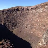 Photo taken at Mount Vesuvius by Anastasia P. on 9/28/2013