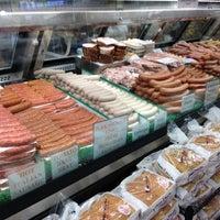 Photo taken at Paulina Meat Market by Matt D. on 11/3/2012