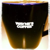 Photo taken at Wayne's Coffee by Magnus B. on 4/22/2013