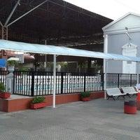 Photo taken at Colégio Batista Santos Dumont by Mário Henrique M. on 10/26/2014