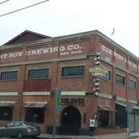Photo taken at Cannery Row Brewing Company by Lacie L. on 7/15/2013