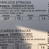 Foto scattata a Casa Milan da Riccardo S. il 3/16/2017