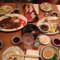 Photo taken at Sushi Time by Tuan-Khanh N. on 7/3/2014