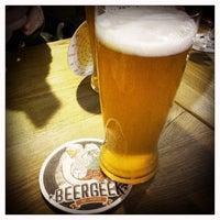 Photo taken at BeerGeek Bar by Karel C. on 12/28/2014