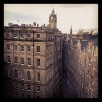 Photo taken at Apex Waterloo Place Hotel by Iris B. on 12/7/2012