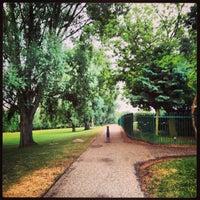 7/23/2013 tarihinde Chantal G.ziyaretçi tarafından Finsbury Park'de çekilen fotoğraf