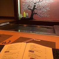 Photo taken at Sato Japanese Restaurant- Bahrain by S on 9/14/2017