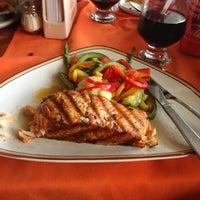 Photo taken at El Ganadero - Steak House by Mafer C. on 7/13/2013
