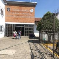 Photo taken at Juzgados Penales De Control Y Juicio Oral Distrito Judicial Valle de Bravo by Miguel Ángel G. on 4/25/2017
