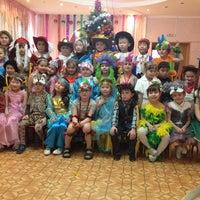 "Photo taken at Детский сад #91 ""Строитель"" by Лена on 12/25/2013"