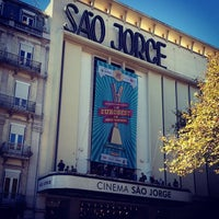 Foto tirada no(a) Cinema São Jorge por Ekaterina L. em 11/29/2012