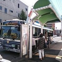 Photo taken at 赤坪町 バス停 (市バス) by ふじも on 9/25/2013