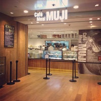 Photo taken at Café & Meal MUJI by Kin Leung on 7/17/2013