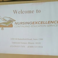 Photo taken at Nursing Excellence Continuing Education Services by Diana C. on 4/16/2015