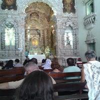 Photo taken at Igreja Nossa Senhora da Conceição dos Militares by Rafael B. on 7/7/2013