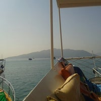 Photo taken at Memories Boat Trip by Sümeyye🙏 Ş. on 8/11/2013
