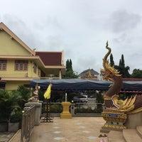 Photo taken at Wat Sri Boon Rueang by Tiptunya on 7/18/2016