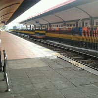 Photo taken at Stasiun Malang by Zaka M. on 6/8/2013