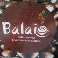 Photo taken at Balaio Café by Samuca N. on 4/19/2013