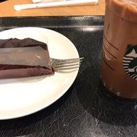 Photo taken at Starbucks by kazunori on 6/11/2017