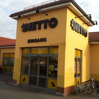 Photo taken at NETTO by Miguel A. on 7/3/2013