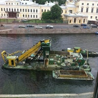 Photo taken at Петербург-кино by Ny S. on 6/28/2013