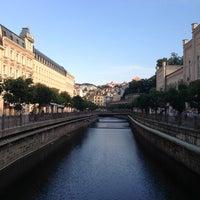 7/27/2013 tarihinde MAKKUHA V.ziyaretçi tarafından Karlovy Vary | Karlsbad'de çekilen fotoğraf