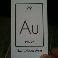Photo taken at The Golden West by Paul M. on 4/3/2012