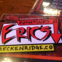 Photo taken at Downstairs at Eric's by Brooke B. on 8/31/2012
