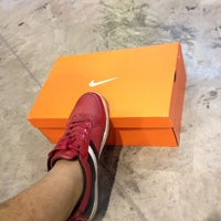 Photo taken at Nike by Guru L. on 7/12/2012