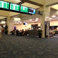 Photo taken at Gate 45 by Donald F. on 7/5/2012