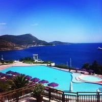 Photo taken at Kempinski Hotel Barbaros Bay by Kristīne S. on 9/12/2012