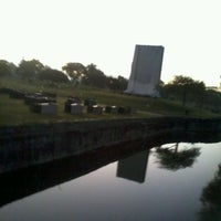 Photo taken at Manila Memorial Park by Ry A. on 2/25/2012
