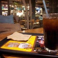 Photo taken at Caffé bene by MoonSoo K. on 9/12/2012