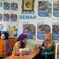Photo taken at baso semar by Abunezaa E. on 7/8/2013