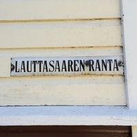 Photo taken at Kesäkahvila Puhvetti by Essi on 7/6/2014